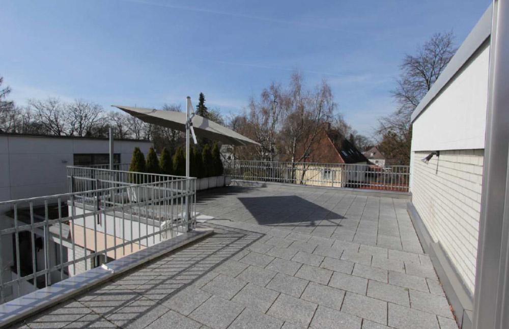 Penthouse mit einzigartiger Dachterrasse in Harlaching